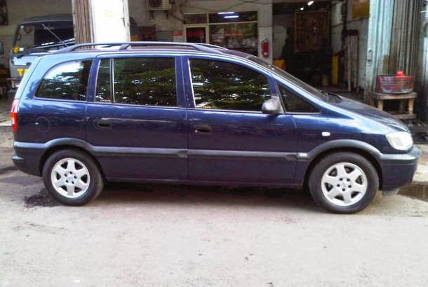 Harga Harga Mobil Bekas Chevrolet Zafira