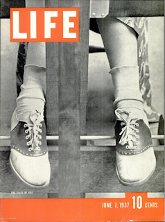 1937 Life Magazine Front Page