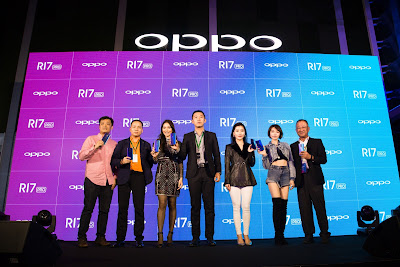 Oppo R17 Pro Launch Event