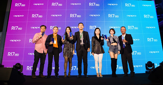 Oppo R17 Pro Announced in Malaysia with a RM2,699 Price Tag