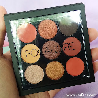 Review Focallure  Makeup dan Focallure Brush
