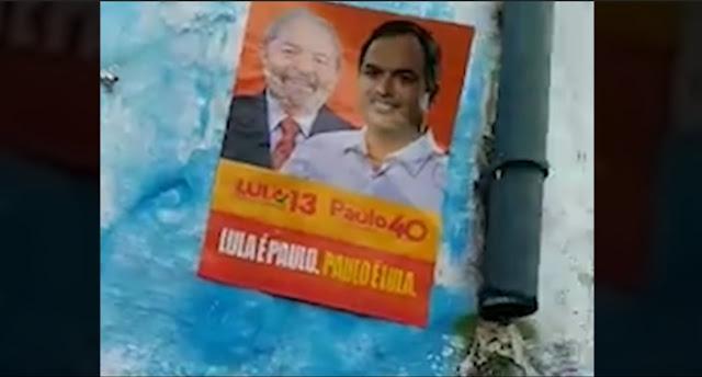 Justiça Eleitoral abre inquérito por suposto crime eleitoral sobre santinhos com Lula candidato