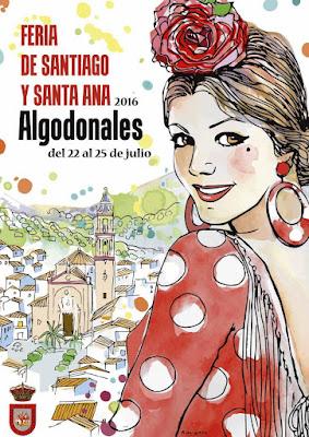 Feria de Algodonales  2016 - Pilar García Mier