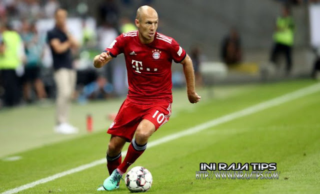 Inter Milan Ingin Datangkan Arjen Robben