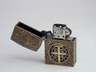 レギュラーサイズ コンスタンティンライター レプリカ 6面彫り DSCF6187