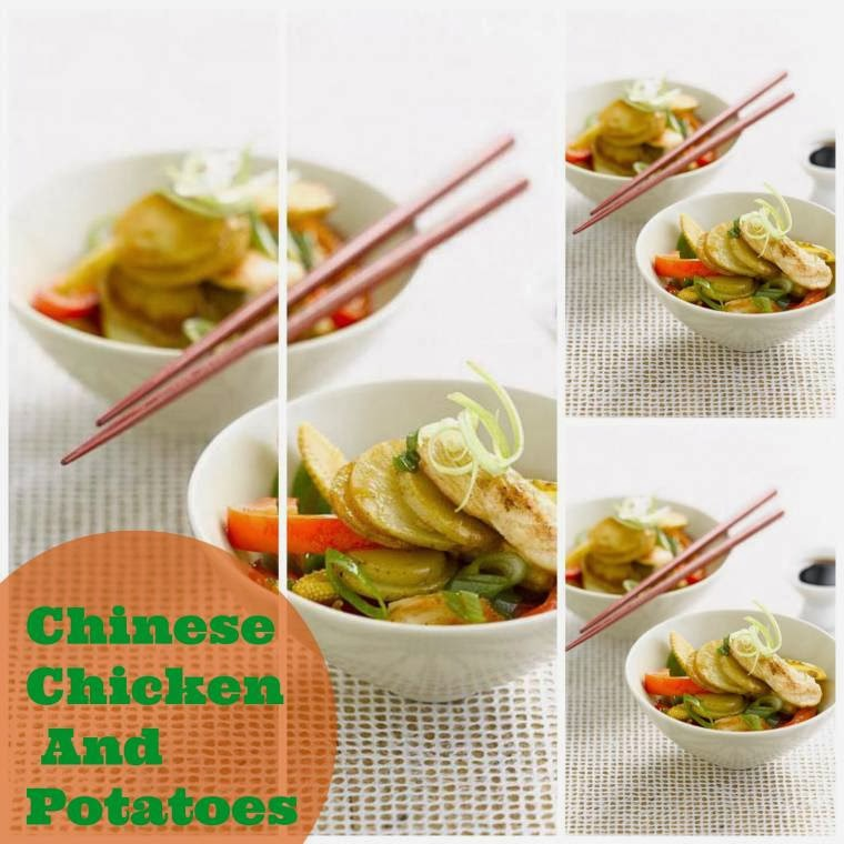 Chinese Chicken And Potatoes Recipe To Try Out Right Now.