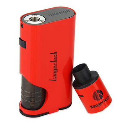 What should you know about Kanger DRIPBOX Starter kit Red