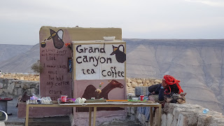 Grand Canyon Tea and coffee in Jordan