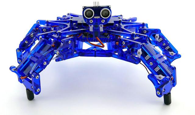 Conheça 9 projetos de robótica sob código aberto!