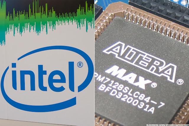 Intel與Altera