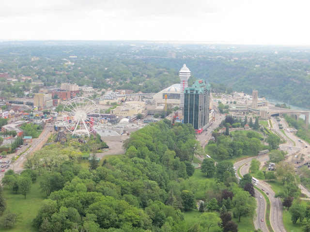 Ferris Wheel in Niagara Falls