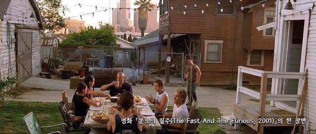 분노의 질주(The Fast And The Furious, 2001) scene 02