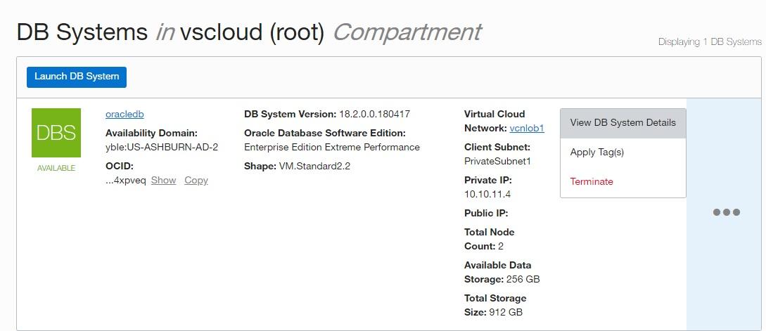 Oracle Cloud (OCI) - VM RAC Database Creation - Part 2/2 - DBA to DA