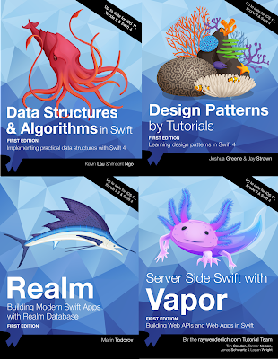 Advanced Swift Bundle By Ray Wenderlich Latest version support Swift 4 PDF, EPUB File and Full Source Code