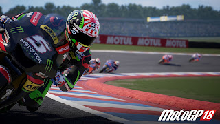 Moto GP 18 PS Vita Background