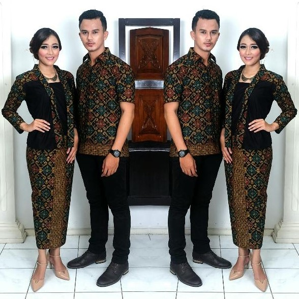 Model Baju Kebaya Modern Couple Model Kebaya Terbaru 2019