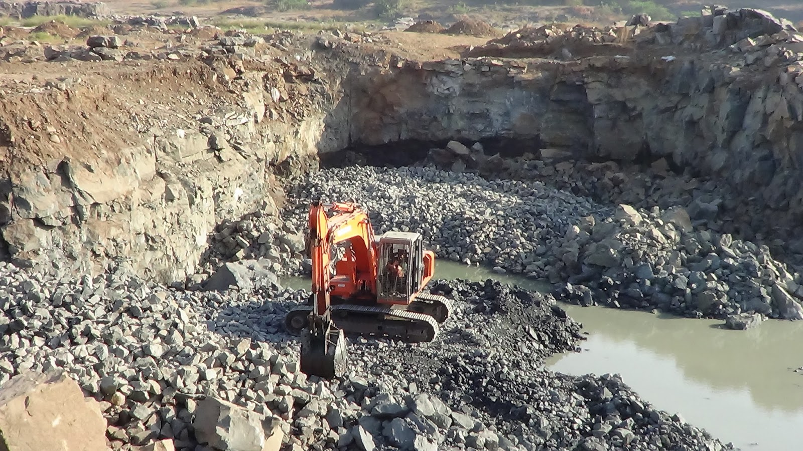 Allow limestone mining in Gujarat, relax environmental norms