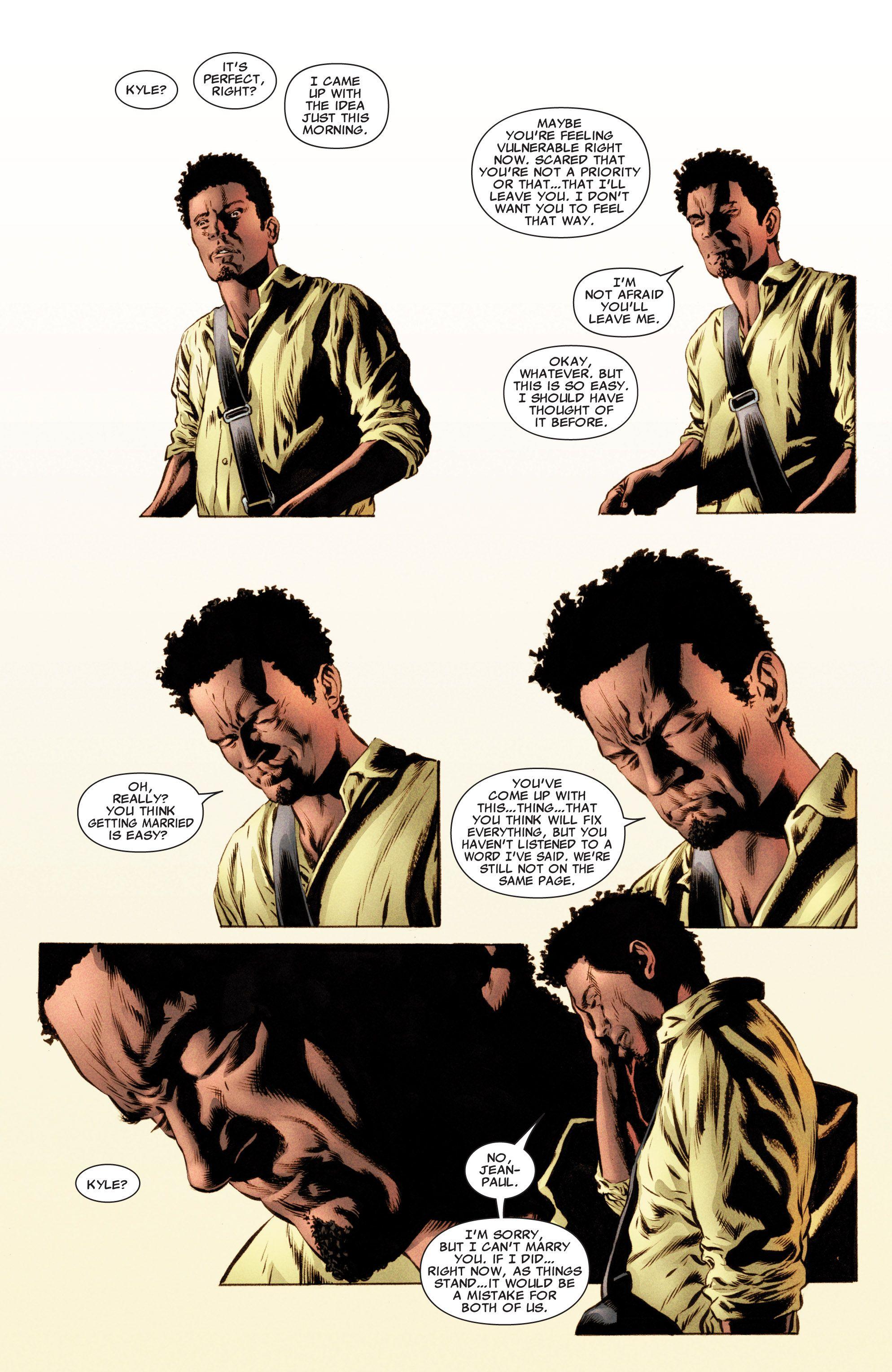 Read online Astonishing X-Men (2004) comic -  Issue #50 - 11