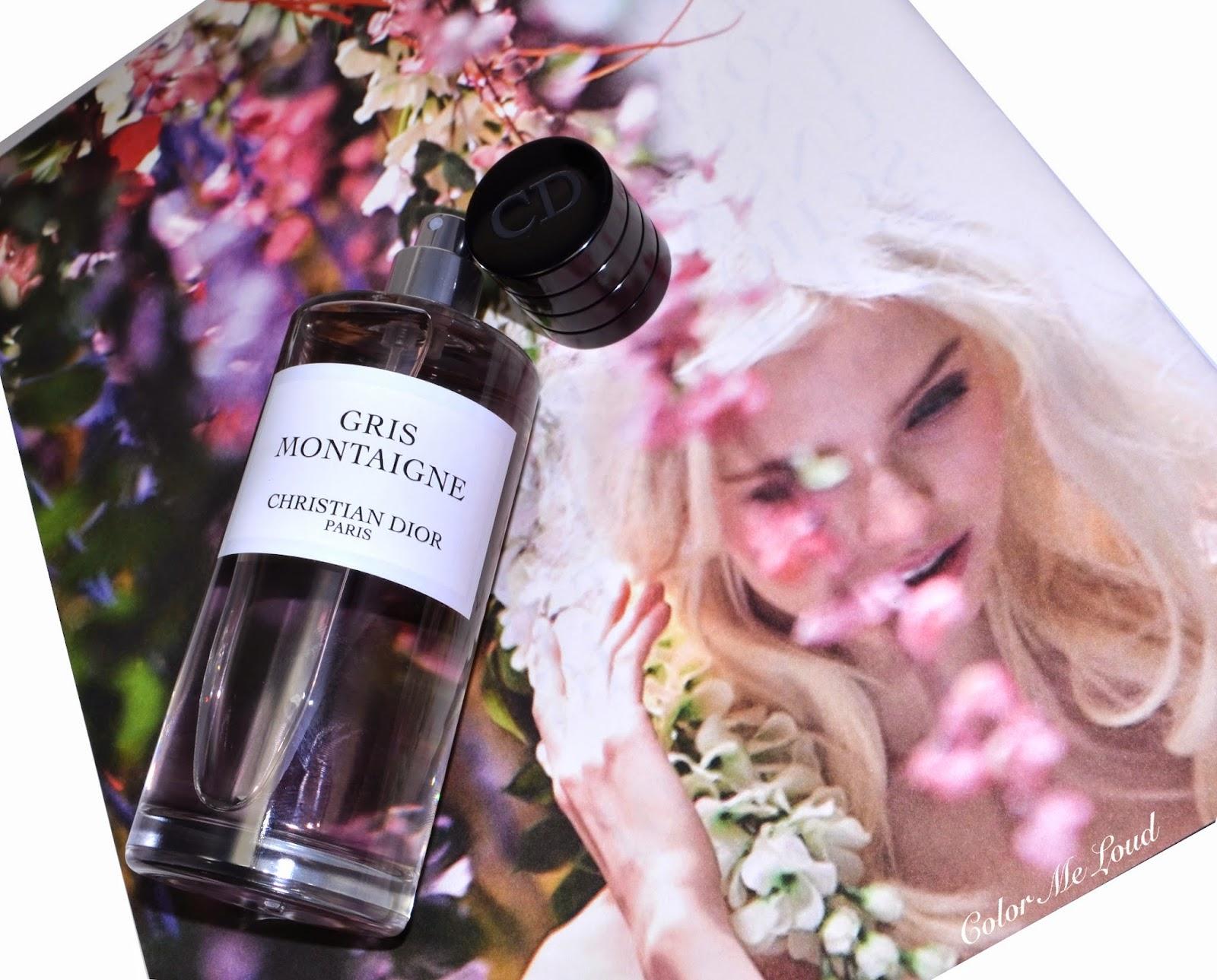 Gris Montaigne Christian Dior christian dior gris montaigne eau de perfum for collection