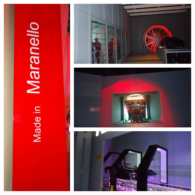 made in Marinello at Ferrari World, Yas Island Abu Dhabi