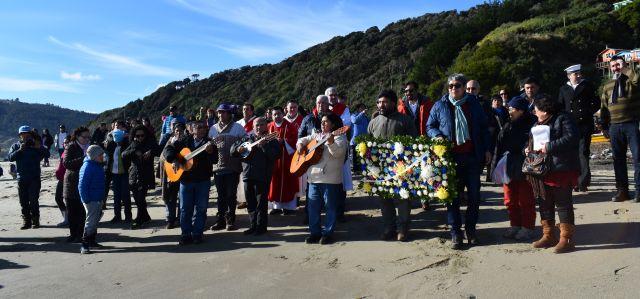 Día de San Pedro en Bahía Mansa y Pucatrihue