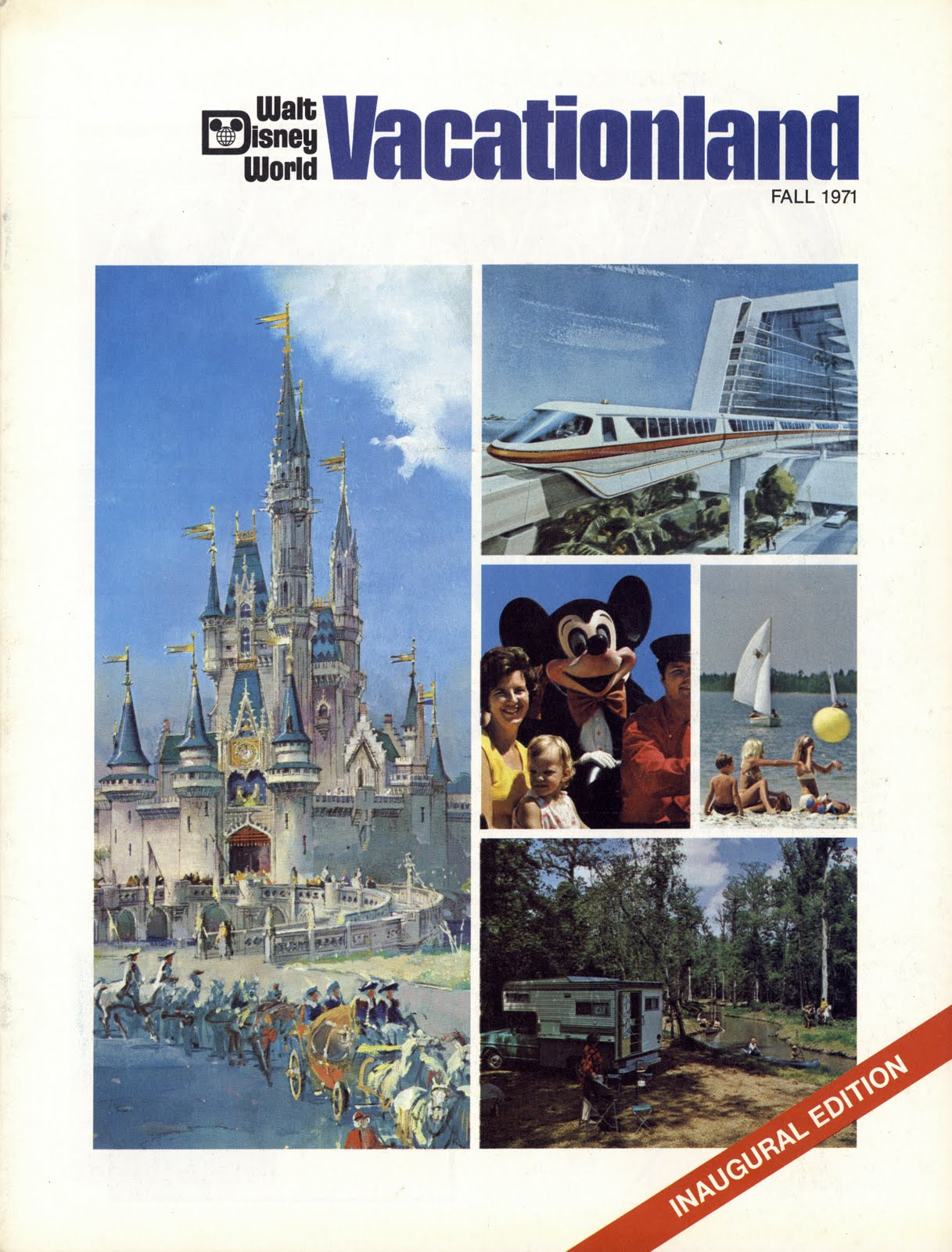 The Very FIRST Map Of Walt Disney World, Its Sure Looks Fun Doesnu0027t It?