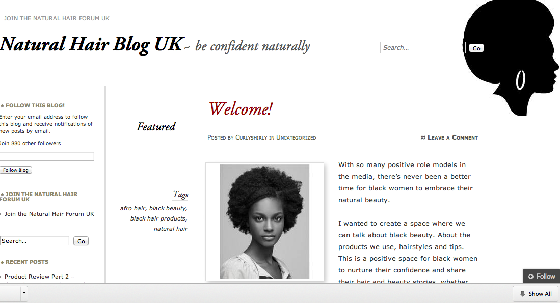 Black Hair Blogs For Kinky Coily Hair In The Uk Afrodeity