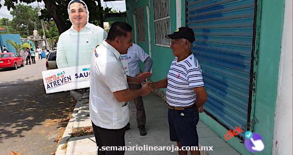 Si a la autonomía municipal, pero también que regrese la paz a Solidaridad con el Mando Único: Ismael Sauceda