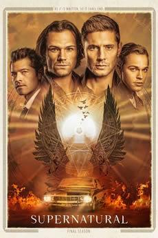 Baixar Supernatural 15ª Temporada