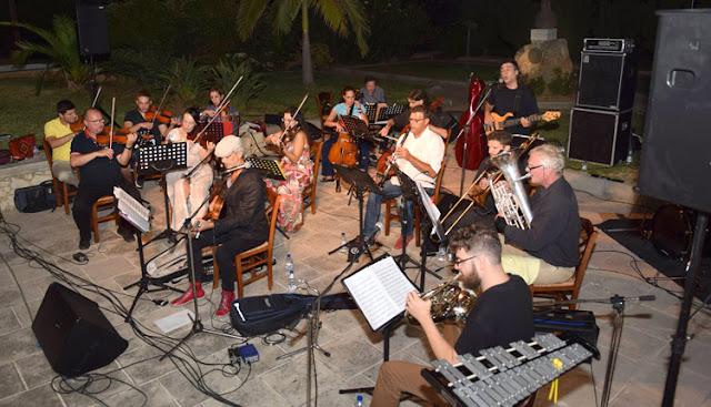 Αύγουστος και Μνημεία: Σήμερα στην Ασίνη οι  Vamos Ensemble με την Ιωάννα Φόρτη