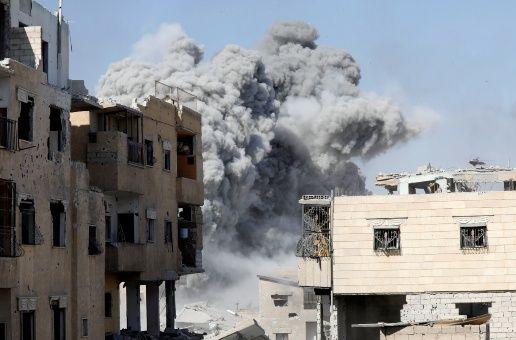 Coalición de EE.UU. ha asesinado más de 700 civiles en Siria