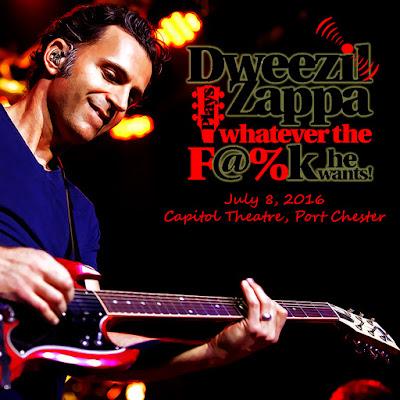 Dweezil Zappa Tour  Setlist