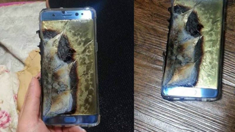 Explosion incidents: Samsung officially cancels Galaxy Note 7