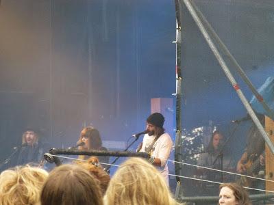 Angus & Julia Stone Festival Beauregard 2014
