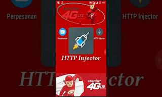 Config Smartfren 4G Http Injector Terbaru 2018