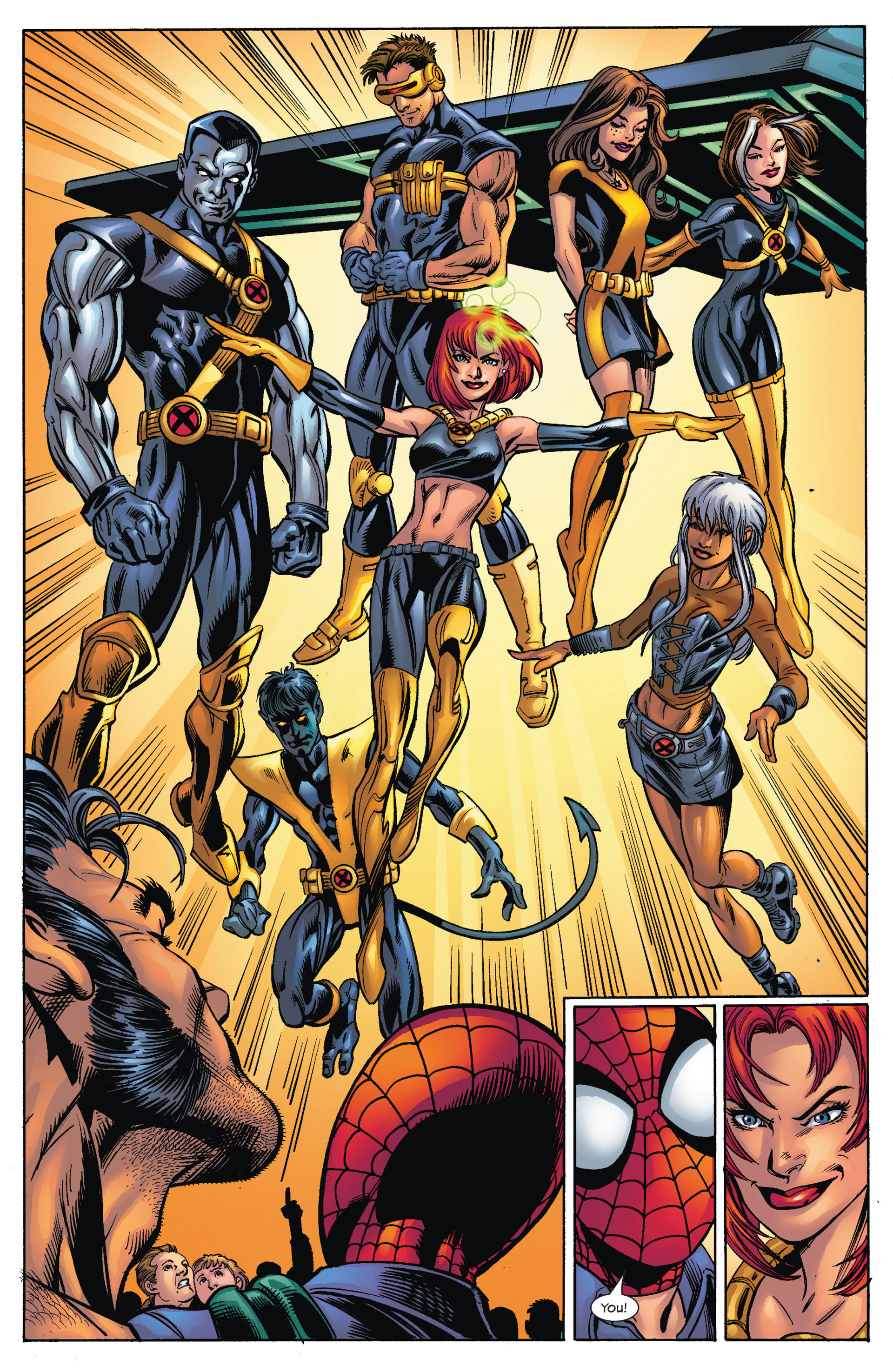 Read online Ultimate Spider-Man (2000) comic -  Issue #67 - 19