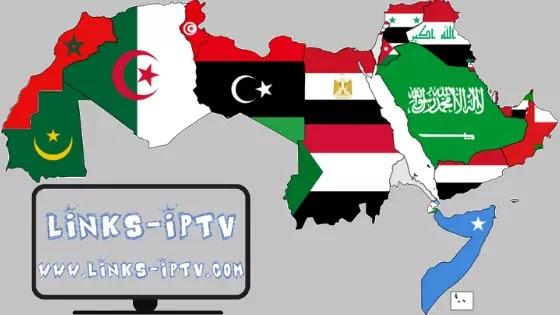 iptv arabic channels m3u