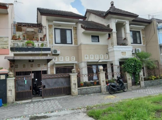 Rumah minimalis 2 Lantai kawasan tengah kota di Pandeyan Umbulharjo