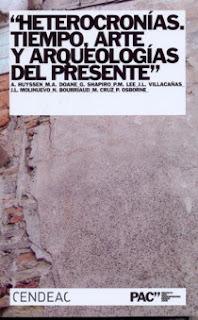 Heterocronías : tiempo, arte y arqueologías del presente / [Nicolás Bourriaud...et al.] ; [Miguel Ángel Hernández-Navarro, compilador