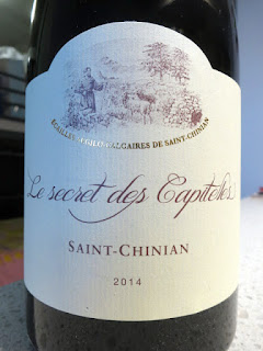 Le Secret des Capitelles Saint-Chinian 2014 (88 pts)