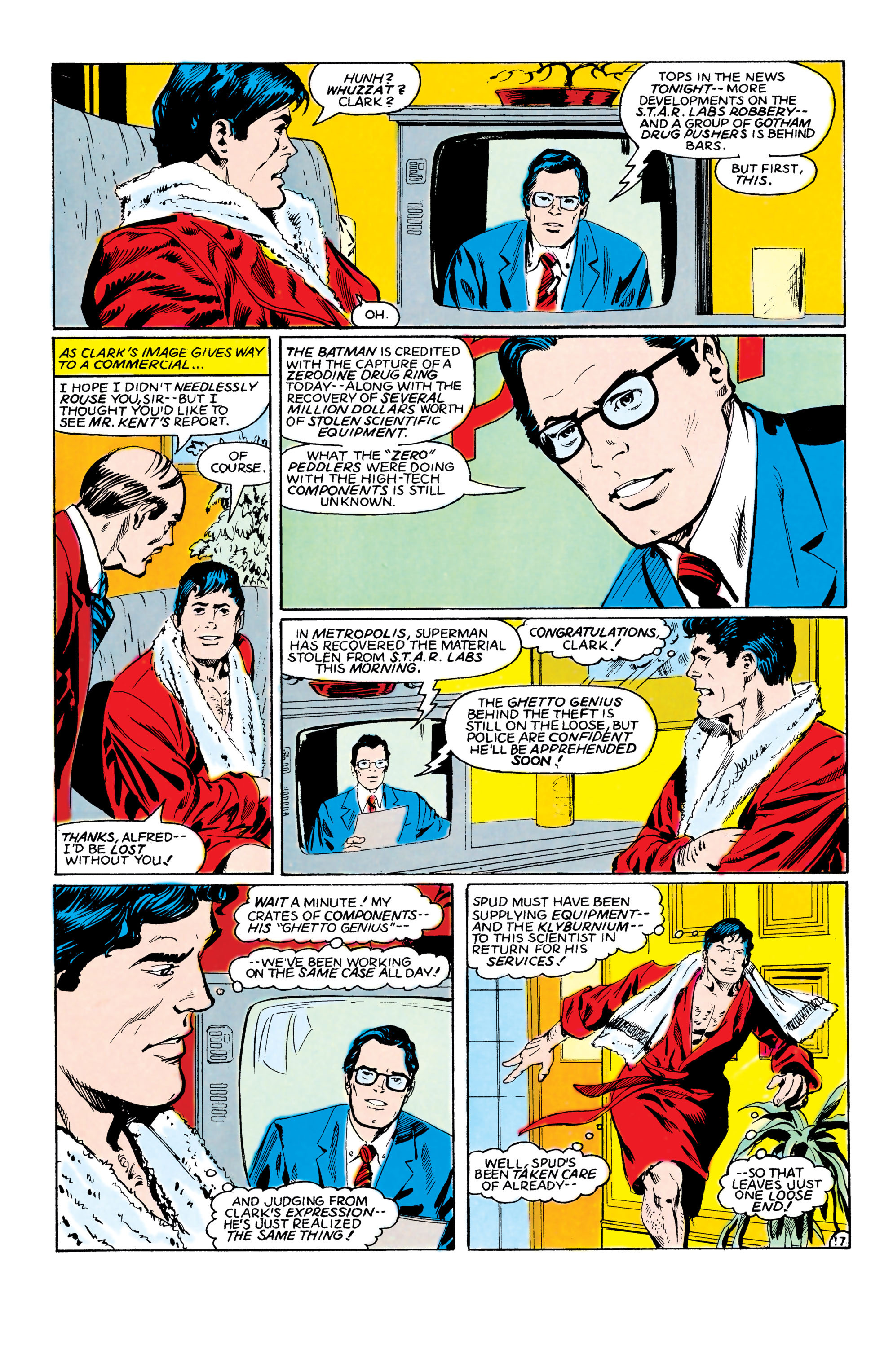 Read online World's Finest Comics comic -  Issue #308 - 18