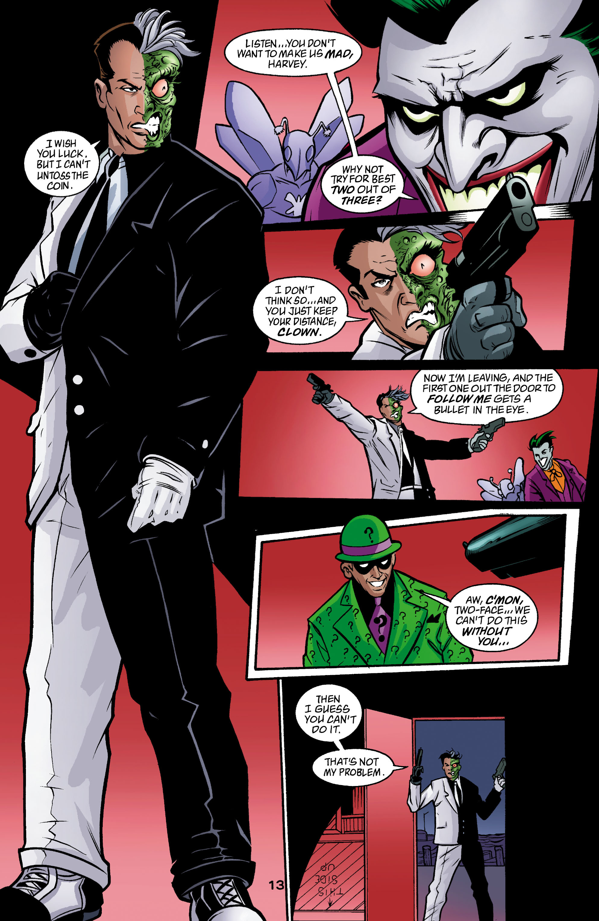 Detective Comics (1937) 778 Page 13