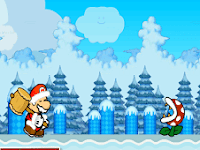 Here is a #Christmas themed #MarioGame! #ChristmasGames