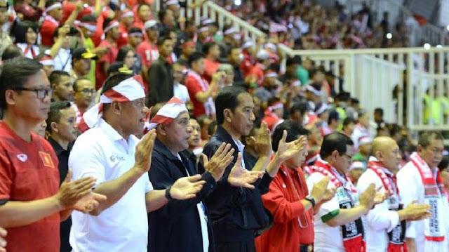WOW !!....Indonesia Juara Piala AFF, Pemerintah Janjikan Bonus. Berapakah Besar Bonus Yang Dijanjikan?