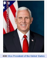 Mike Pence Visits the Rocket City