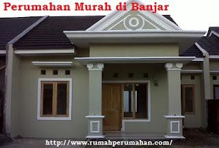 Perumahan Murah di Banjar, harga rumah di banjar, rumah minimalis