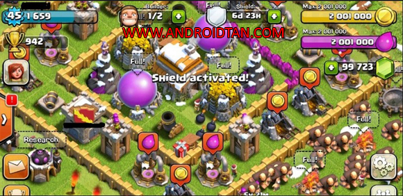 Clash Of Clans Mod Apk for Android