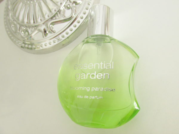 essential garden Parfums blooming paradise review