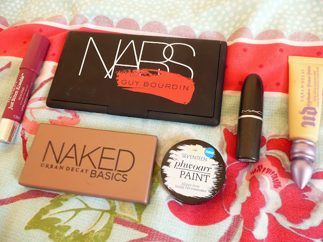 Autumn Beauty Favourites Revlon Nars Urban Decay Seventeen MAC