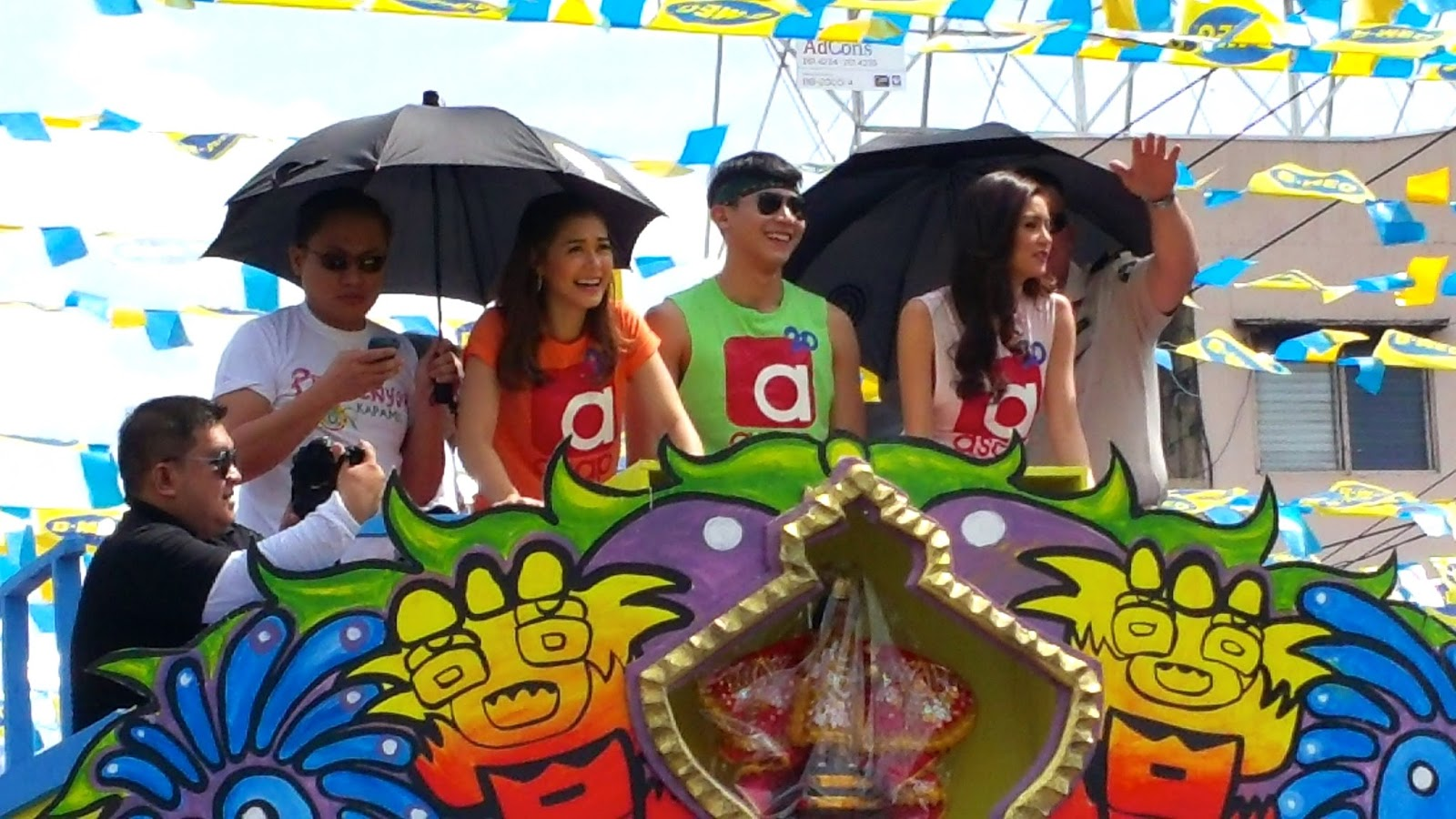 carlo andrew s photos sinulog 2015 moments